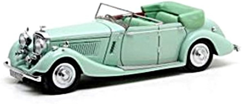 Bentley 4,25 litre All-Weather Tourer by Thrupp & Maberly (light Grün) 1937