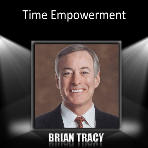 Time Empowerment audiobook cover art