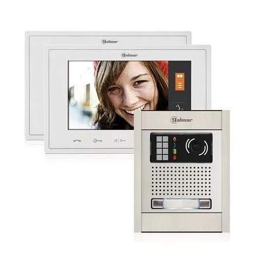 Golmar 11500244 N5110/Vesta 7 Kit de Vídeo Color de 1 Línea