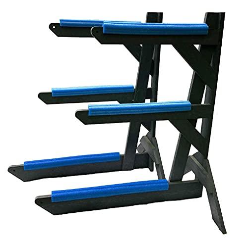 Outdoor or Indoor Kayak Rack, Canoe Rack or SUP Rack – Rack in a Box - Storage Rack Solutions
