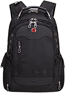 Swissgear Waterproof Deluxe 15.6 inch Laptop Backpack Swiss Gear Bag for Laptops