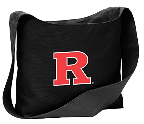 Rutgers University Tote Bag Best Sling Style Across Body Bags