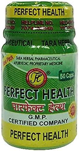 Tara Herbal Perfect Health Capsules 50 Capsules Pack Of 2