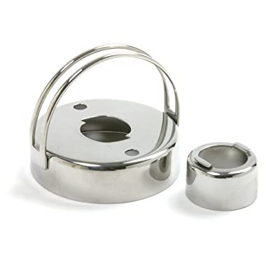 Norpro Stainless Steel Donut/Biscuit/Cookie Cutter with Removable Center
