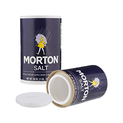 Morton Large 26oz Salt Container Diversion Safe by Bewild