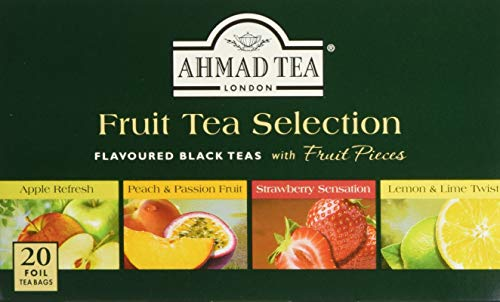 AHMADTEA(アーマッドティー)『フルーツセレクションティーバッグ』