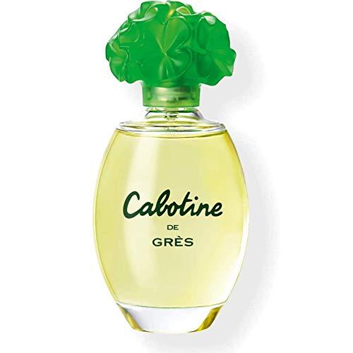 Original Cabotine de Grès Parfum für Damen, Parfüm-Eau 50 ml, Besonderes Geschenk, Sinnliches und fesselndes Angebot für den Silvesterabend, lang anhaltender Eau de Cologne-Duft (EDP 50 ml)