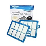 HQRP 2-Pack Hepa Filter compatible with Electrolux...