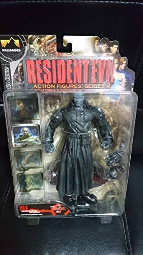 バイオハザード タイラント アクションフィギュア Palisades Resident Evil-Series 2 Tyrant action figure By Palisades Toys