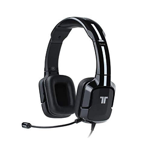 Mad Catz, Inc - Tritton Kunai Stereo Headset For Playstation 3 And Ps Vita - Stereo - Black - Mini-Phone, Rca - Wired - 16 Ohm - 25 Hz - 20 Khz - Over-The-Head - Binaural - Ear-Cup