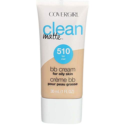 COVERGIRL Clean Matte BB Cream For Oily Skin, Fair...