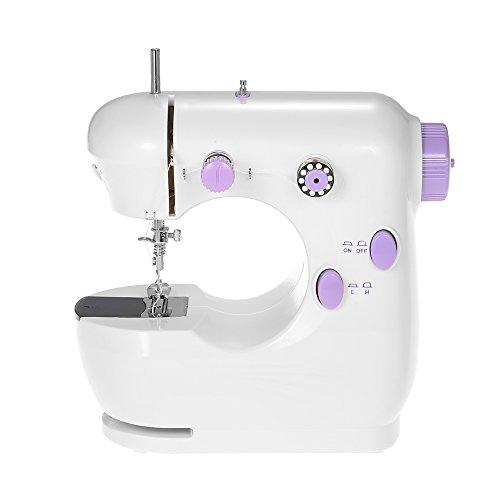 Decdeal Mini Machine à Coudre électronique,...