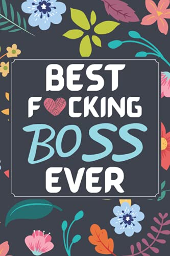 Boss Gifts: Blank Lined Notebook Journal Diary Paper, a Funny and...