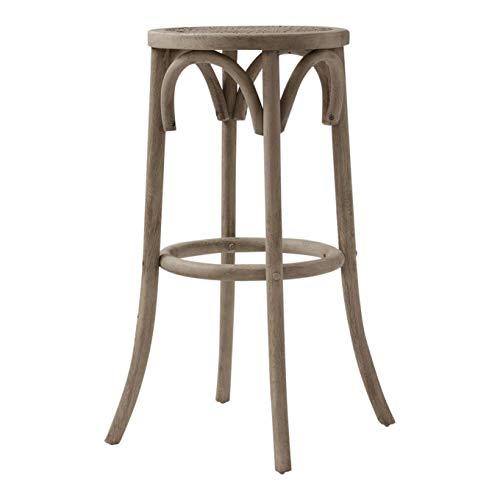 Maine Furniture Co. Aubignan Barhocker, Rückenfrei, Limettengrün