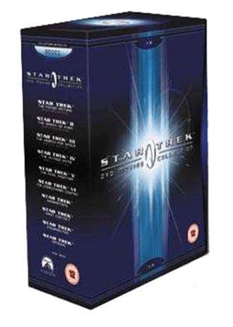Star Trek Movies 1 - 10 [Box Set]