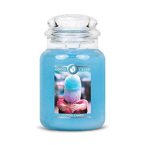 Goose Creek Candle® Cotton Candy 2-Docht-Kerze 680g