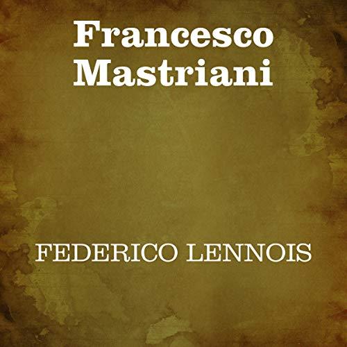 Federico Lennois copertina