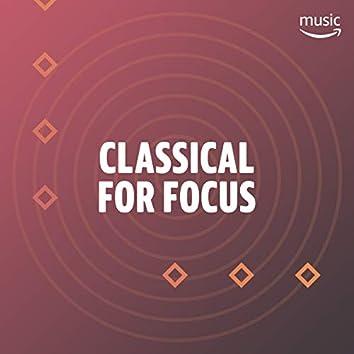 Classical for Focus