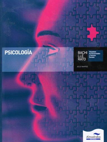 Psicología. Bachillerato - 9788483089187