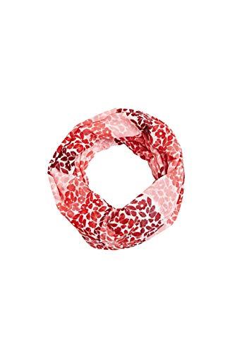 ESPRIT Accessoires Damen 010EA1Q301 Schal, Rot (Red 630), One Size (Herstellergröße: 1SIZE)