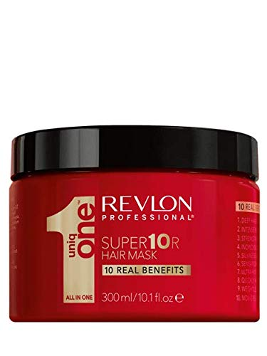 REVLON PROFESSIONAL Uniq One Supermask Reparierende Haarkur, 1er Pack (1 x 300 ml)