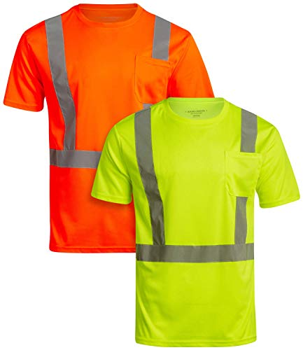 Bass Creek Outfitters Men's Safety Shirt - ANSI...