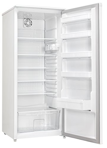 Danby DAR110A1WDD 11 Cu.Ft. Apartment Refrigerator, Full Fridge for Condo, House, Small Kitchen, E-Star Rated, Cubic Feet, Stainless