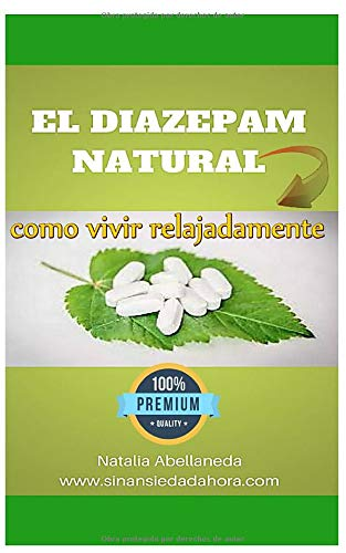 EL DIAZEPAM NATURAL (VIDA PLENA)