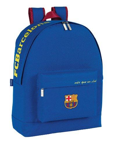 FC Barcelona – Backpack 32 cm, Blue (Safta 641304174)