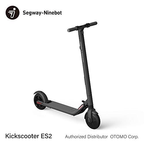 Segway-Ninebot Kickscooter ES2 電動 キックスクーター 折りたたみ 1年保証 正規品 セグウェイ ナインボット 36722