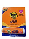 Banana Boat Sport Performance Sunscreen Lip Balm SPF 50 0.15 oz (Pack of 5)