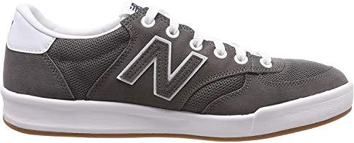 New Balance CRT300, Zapatillas para Hombre, Gris (Castlerock/White Hny), 44.5 EU