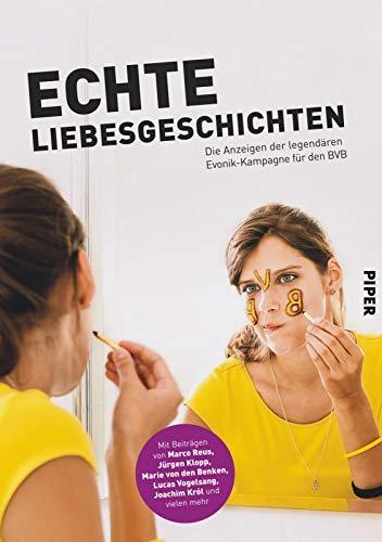 Echte Liebesgeschichten: Die Anzeigen der legendären Evonik-Kampagne für den BVB