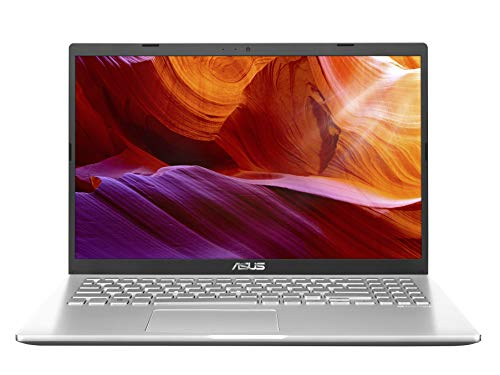 ASUS Laptop A509JA-EJ124T, Notebook con Monitor 15,6' FHD Anti-Glare, Intel Core i3-1005G1, RAM 8GB DDR4, 256GB SSD PCIE, Windows 10 Home, Argento