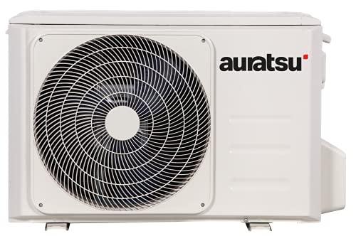 AURATSU Condizionatore da parete – 9000 BTU/h per ambienti fino a max. 30 m², bianco