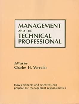 Paperback Management and the Technical Professional Book