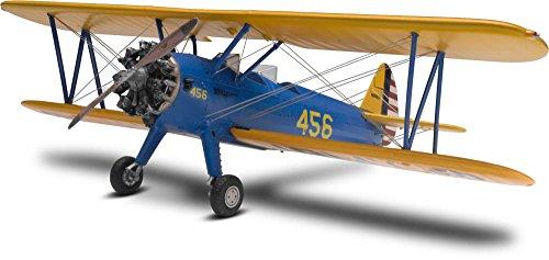 Revell-Monogram Maquette d'avion Stearman PT-17 Echelle 1/48, 85-5264, Multicolor