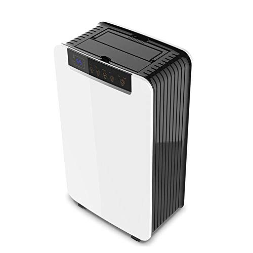 Read About SMLZV Dehumidifier for Home,Time Switch,Portable Quiet Dehumidifier Home Electric Dehumid...