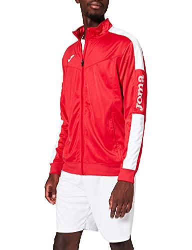 Veste pour Homme, Taille 3XS, Rouge/Blanc