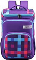 American Tourister Backpack For Unisex -Purple