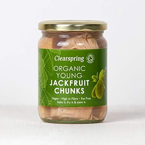 Clearspring - Organischer Junge Jack Chunks - 500gr