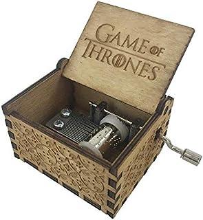 Game Of Thrones Classic Mini Wooden Music Box