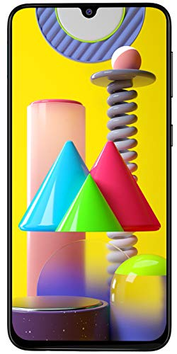 Samsung Galaxy M31 (Space Black, 6GB RAM, 64GB Storage)