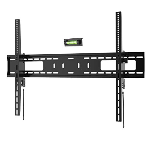 Promounts APEX Tilt TV Wall Mount, Universal TV Mount Bracket Fits 60-100 Inch Extra Large Flat Curved LED LCD OLED Plasma TVs (UT-PRO410)