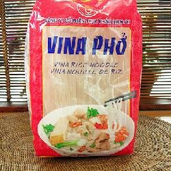 ビッチ ベトナムフォー 3.5mm 400g (グルテンフリー お米のうどん ライスヌードル 業務用) (米麺 米粉麺) (ベトナム料理) ハラル認証(HALAL)