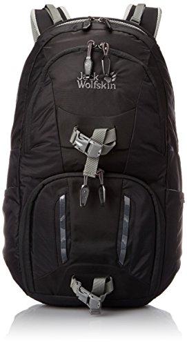 Jack Wolfskin Unisex Fotorucksack ACS, black, 54 x 34 x 30 cm, 26 liters, 2003142-6000