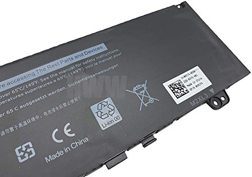 F62G0 Battery Compatible with Dell Vostro 5370 Inspiron 13 5370 7370 7373 CHA01 RPJC3 Series