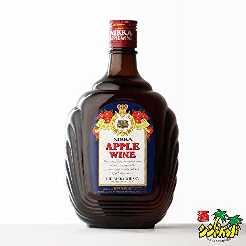 ニッカ アップルワイン 22度 720ml