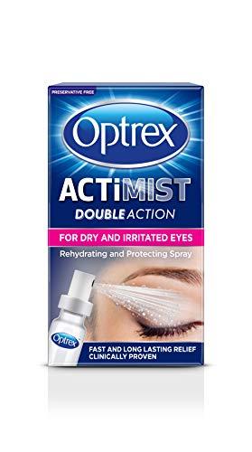Optrex Double Action ActiMist Dr...
