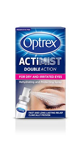 Optrex Double Action ActiMist Dr...